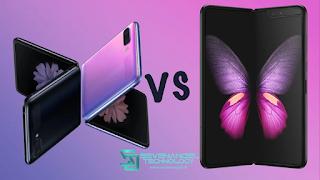 Samsung Galaxy Z Flip vs Samsung Galaxy Fold: Mana Yang Lebih Bagus?