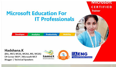 Microsoft Education for IT Professionals - SlideShare