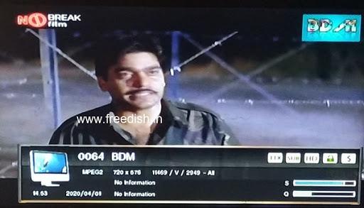 BDM Channel, BDM Channel Frequency, BDM LNB Frequency