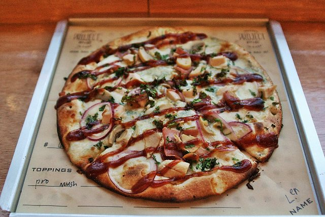 Project Pie Manila Artisan Pizza No. 6