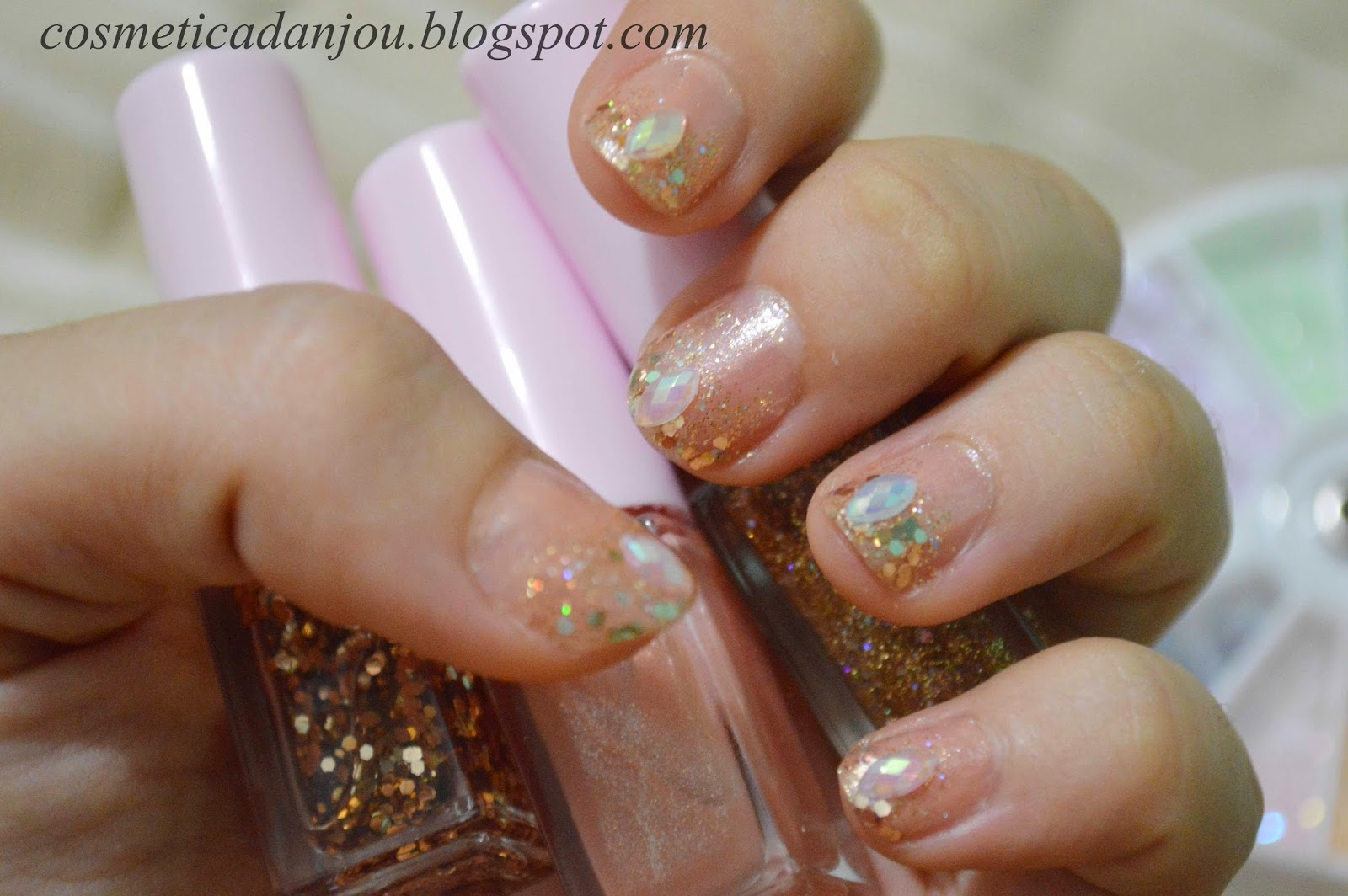Etude House - Juicy Cocktail Gradation Nails 5# Princess Marry