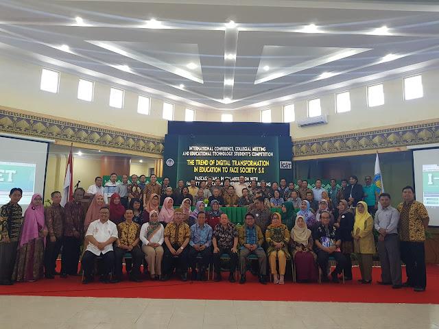 TEKPEN UNISMUH JUARA LKTI DI TEMU KOLEGIAL PRODI TEKNOLOGI PENDIDIKAN SE-INDONESIA