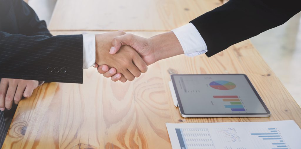 Contract for small business