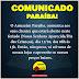 Paraíba comunica que neste feriado do dia 12/10, funcionará em horário alternativo