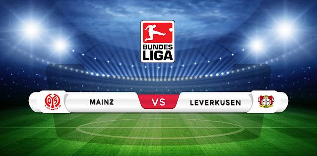 Mainz 05 vs Bayer Leverkusen – Highlights