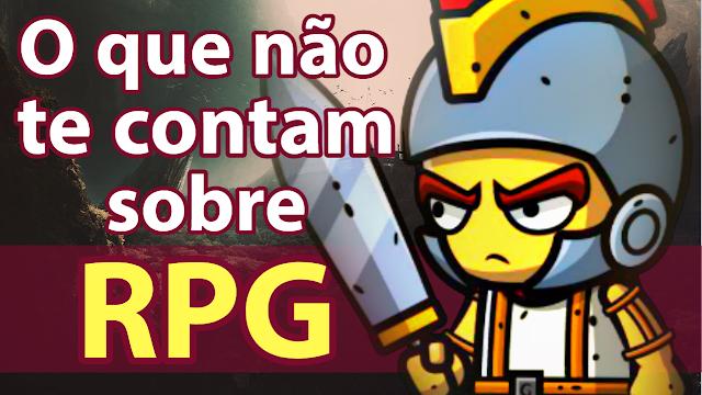 RPG não é sobre tomar as melhores decisões...
