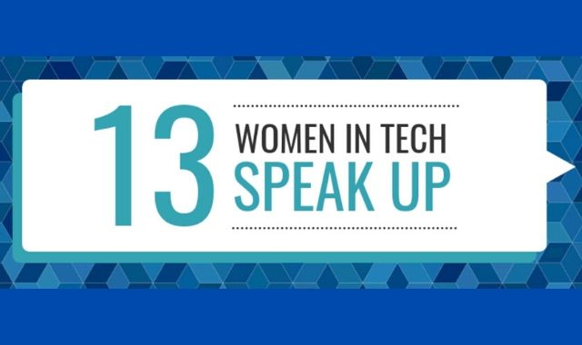The Voices of Women in Technology
