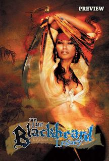 The Blackbeard Legacy - Cover