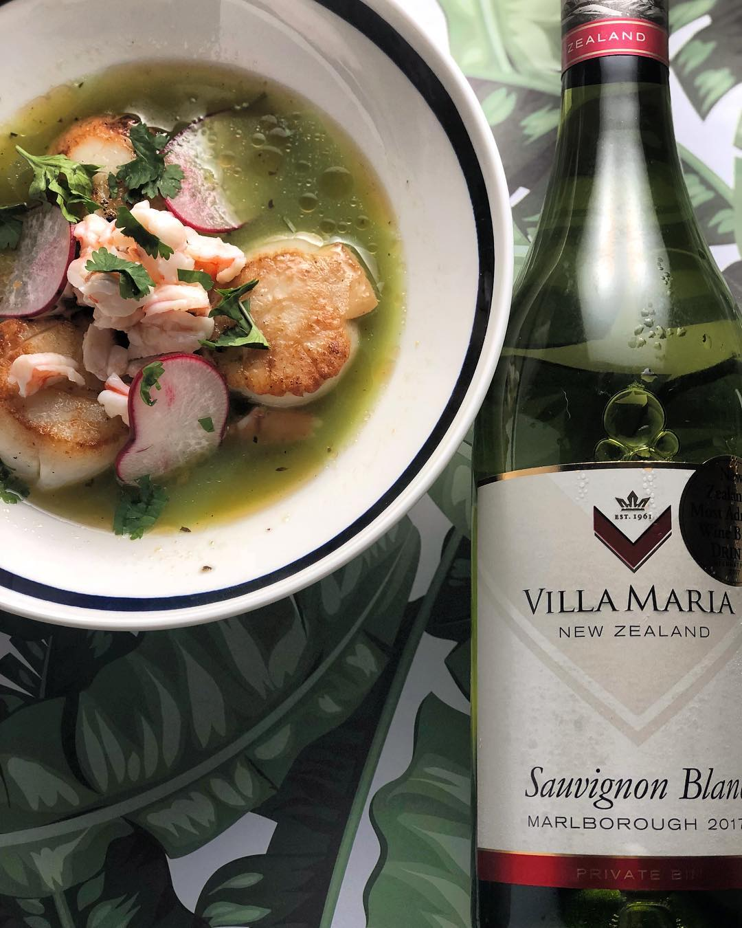 The Best Recipes to Pair with Sauvignon Blanc