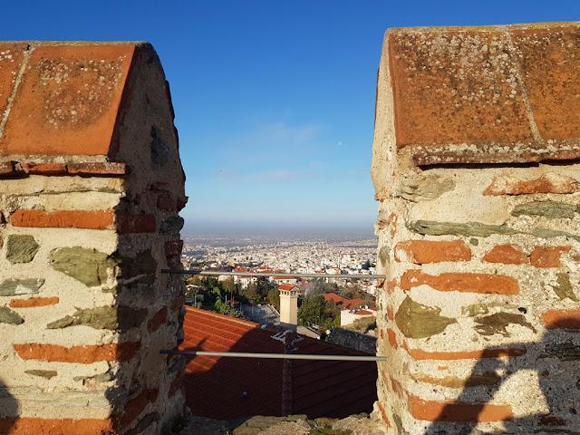 מבט על העיר ממצודת הפטפירגיו