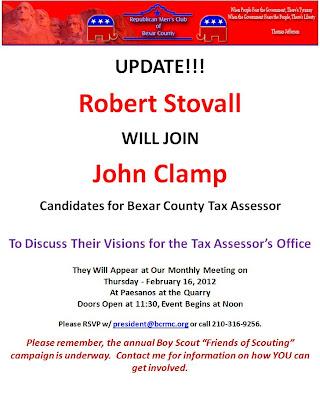 Walker Report - Shedding Light on Bexar County: Republican ...