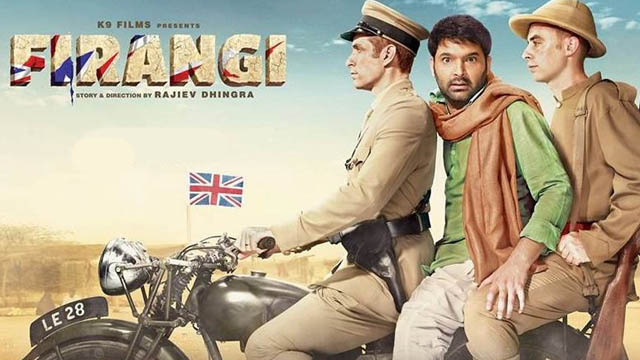 Firangi (2017) Hindi Movie 720p HDRip Download