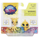 Littlest Pet Shop Pet Pairs Lofty Sunglow (#3) Pet
