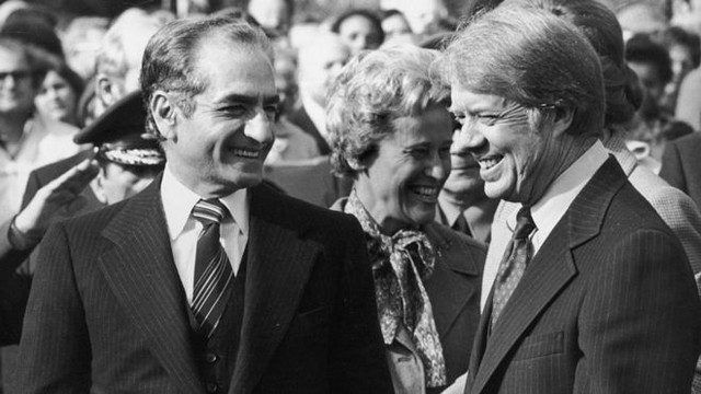 Jimmy Carter foi último presidente americano a fazer uma visita de Estado ao Irã.