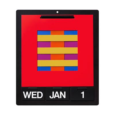 Perpetual Wall Calendar