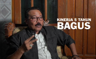 Pak Kateni : Kinerja Ipong Muchlissoni Nyata dan bisa dirasakan masyarakat, Harus dilanjutkan