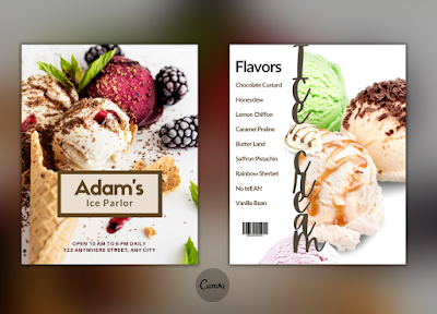 How to create clipping mask effect for text in Canva ?