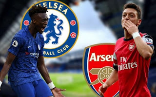 Live Streaming Chelsea vs Arsenal