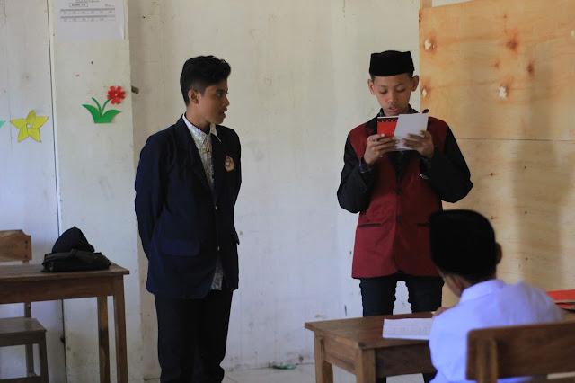 MATSAMA (Masa Ta'aruf Siswa Madrasah) Mts dan MA Nurul Cholil 3 Batangan, Tanah Merah, Bangkalan Hari Ke - 2