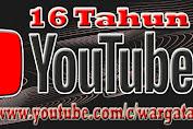 Hari ini 14 Februari YouTube Berumur 16 Tahun, Begini Awal Mulanya