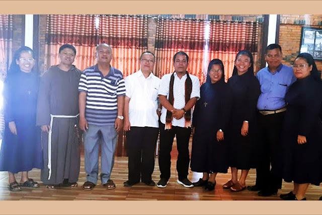 """Pastor Adrianus: """"Rendah Hati dalam Mengalami Hidup adalah Modal Utama Membangun Institusi"""""""