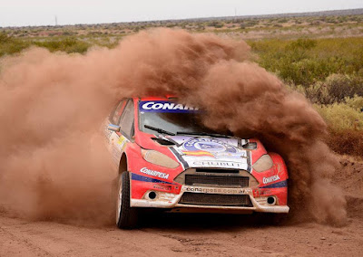 Rally Argentino Cutral Có - Plaza Huincul