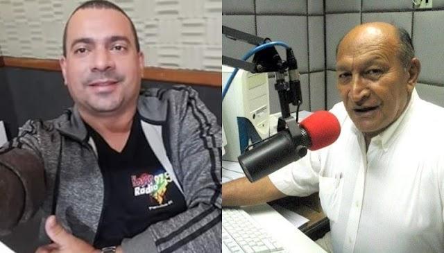 Radialista Chico Silva morre de covid-19; 2º profissional neste domingo