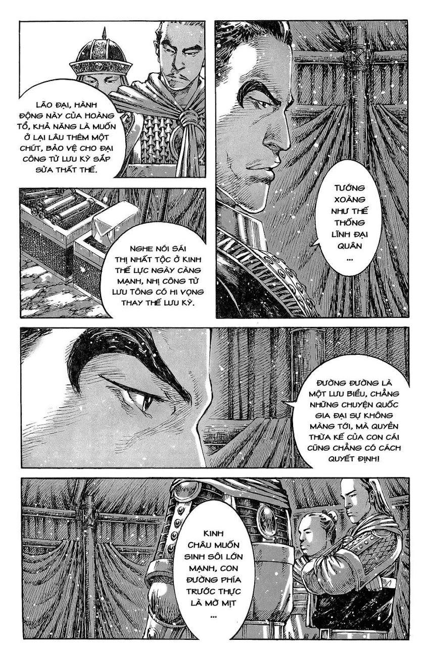 Hỏa phụng liêu nguyên Chương 375: Minh đạo ám lộ [Remake] trang 4