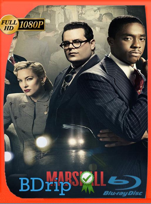 Marshall (2017) HD BDRip 1080p Latino [Google Drive] Tomyly
