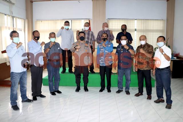 Hari Ini, PWI Aceh di Kunjungi Kabid Humas Polda Aceh