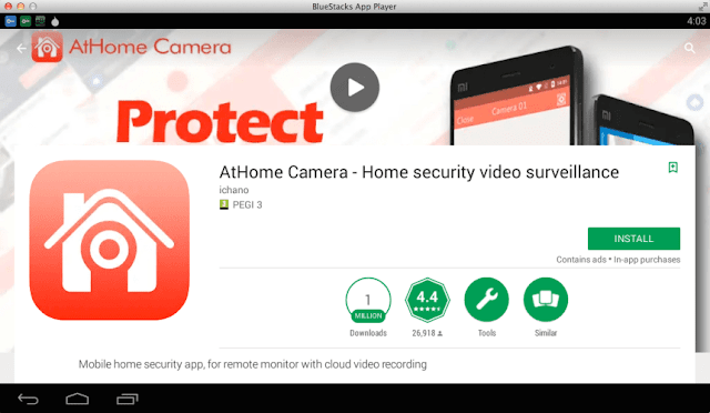 Turn your Android Smartphone into a Spy Camera