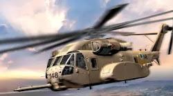 Israel chọn CH-53K King Stallion làm trực thăng vận tải mới cho quân đội