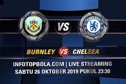 Live Streaming Burnley vs Chelsea