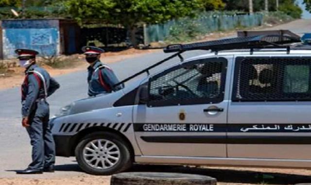 اعتقال زعيم شبكة إجرامية خطيرة مختصة في الاتجار بالبشر