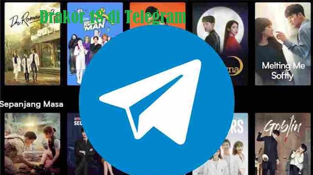 Drakor 18 di Telegram