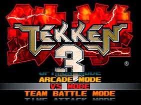 game tekken 3 characters unlock