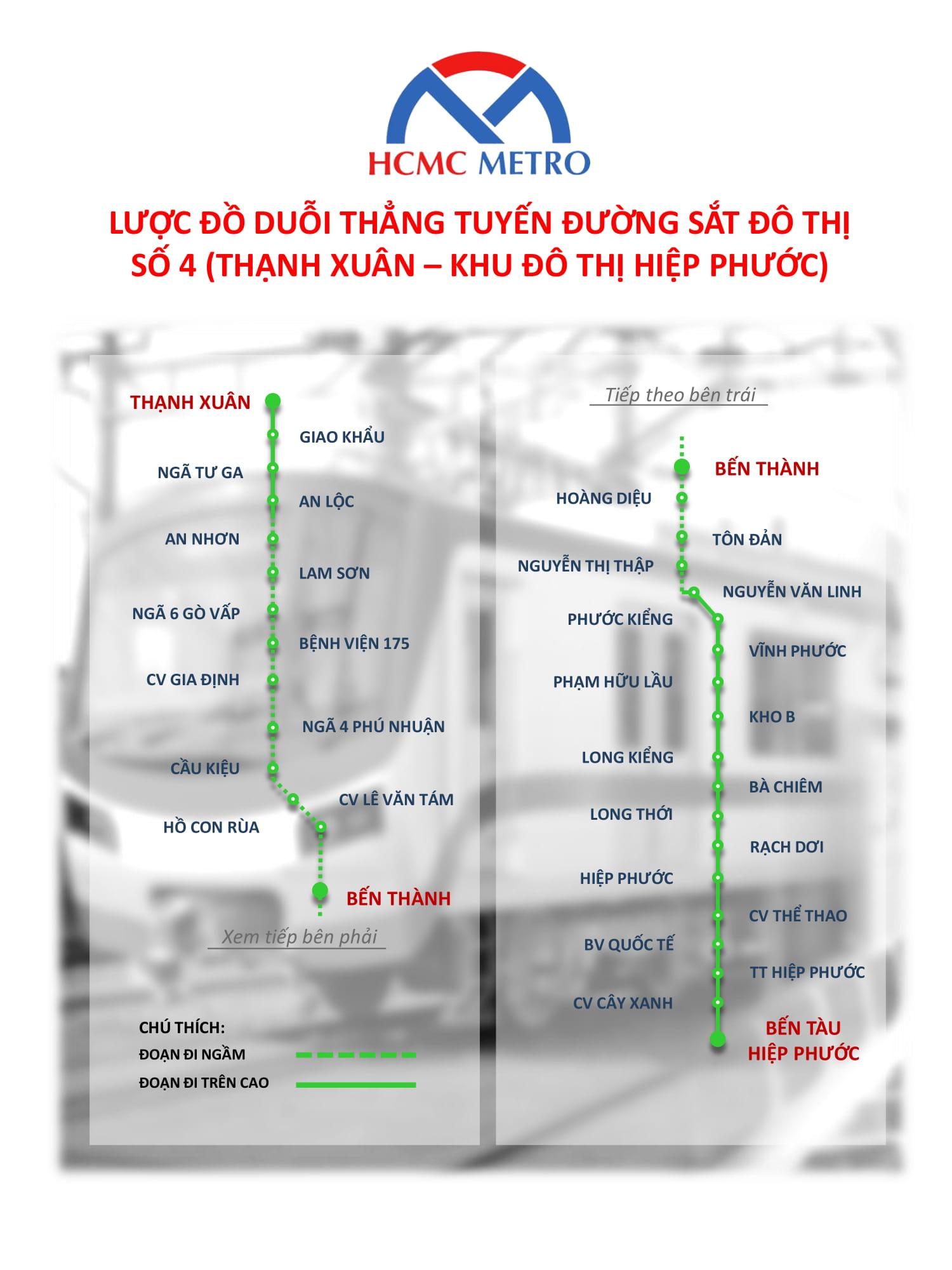 tuyến metro số 4