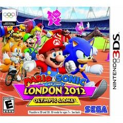 Mario & Sonic at the London 2012 Olympic