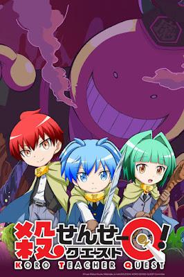Koro-sensei Quest! - Assassination Classroom (Ansatsu Kyoushitsu) Special Vietsub (2016)