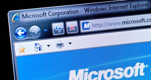 microsoft/internet explorer se inchide