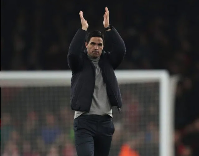 """Arsenal thắng MU: HLV Arteta cùng """"Pháo thủ"""" tạo nhiều cột mốc đáng nhớ 2"""
