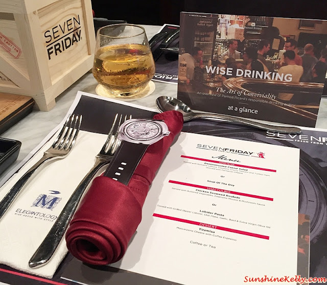 SEVENFRIDAY V-Series Launch in Kuala Lumpur, SEVENFRIDAY,  V-Series, Elegantology Gallery & Restaurant, Publika, Solaris Dutamas, Luxury Watch