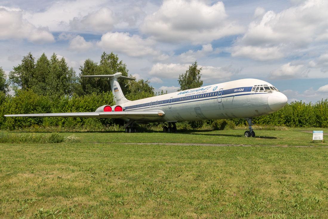 Самолёт Ил-62М