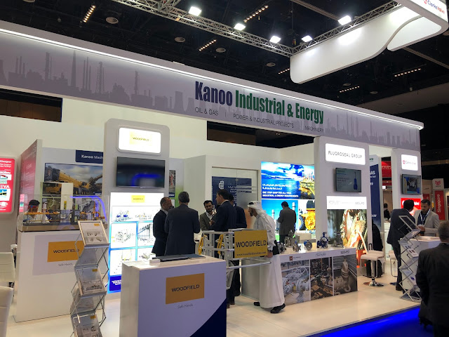 Kanoo Industrial & Energy at ADIPEC 2019