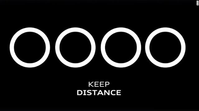 Logo Syarikat Besar Ini Menyokong Saranan 'Social Distancing'
