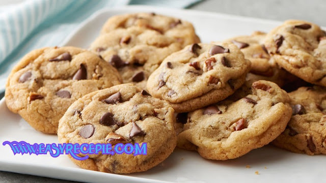 Best and easy homemade Chocolate Chip Cookies Recipe