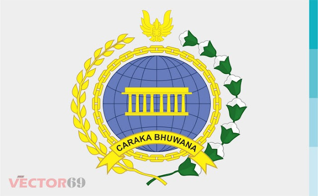 Logo Kementerian Luar Negeri Indonesia (Kemenlu) - Download Vector File SVG (Scalable Vector Graphics)
