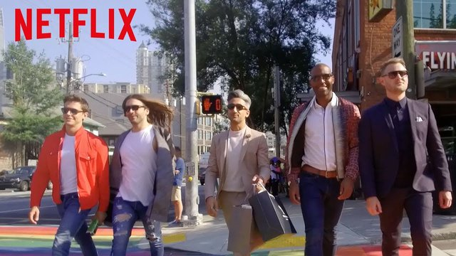 Trailer: Queer Eye
