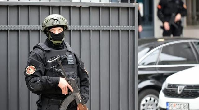 A dead body found in Ulcinj, suspected to be the former police chief Rudolf Elezovic