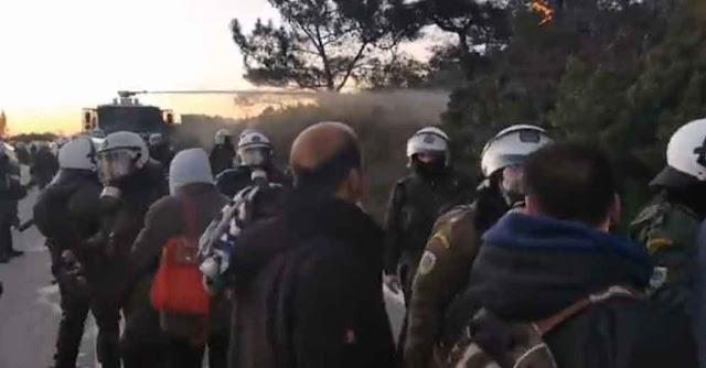 Γενική απεργία στα νησιά του βορειοανατολικού Αιγαίου